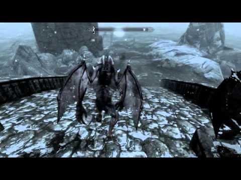 Skyrim Mod - Transformation Spells - Gargoyle