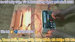 KHDSC máy đt 10 fet/ IGBT aut…