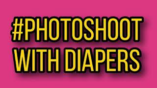 Creative baby photography ideas/ easy photoshoot for baby at home
