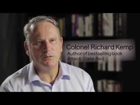 The Gaza War in 5 Minutes: Thoughts from Col. Richard Kemp