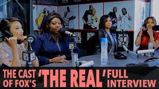 The Cast of FOXs 'The Real' on Michelle Obama, Khloe Kardashian and More (Full Interview) | BigBoyTV