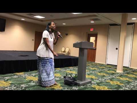 Turning Point Ministry Sis. Stefanie Washington-Spates 050817