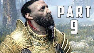 GOD OF WAR Walkthrough Gameplay Part 9 - SINDRI (God of War 4)