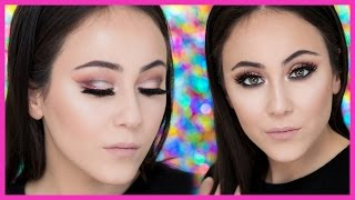 Soft Cut Crease Make-up Tutorial | Jahresfavoriten LOOK | #GetMyInstagramLook | Hatice Schmidt