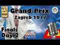 Judo Grand-Prix Zagreb 2017: Day 2 - Final Block