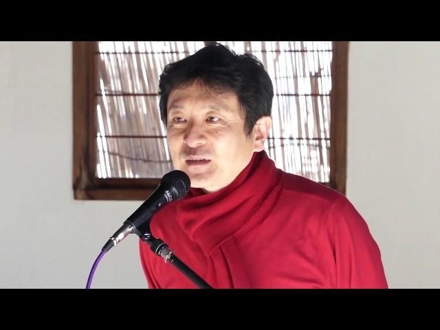 岡村幸宣[今日の反核反戦展2018:オープニングトーク]