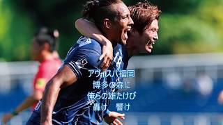 アビスパ福岡 応援メッセージ ソング2017「博多の森に」