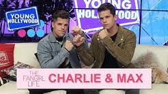 Charlie & Max Carver's Twin Telepathy Test!