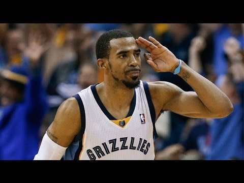 Thunder vs Grizzlies Game 3 Full Game Highlights.(April 24th 2014)