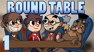 The Roundtable Podcast - 2/6/2015 [Episode 1]