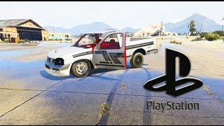 سيارات سعوديه على بلاستيشن 4 قراند Gta V Youtube