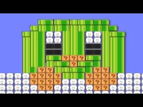 """You Cannot Beat Us"" 4 by JCS ~SUPER MARIO MAKER~ NO COMMENTARY"