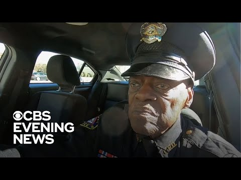 91-year-old Arkansas Cop Has No Plans To Retire? ... LOL