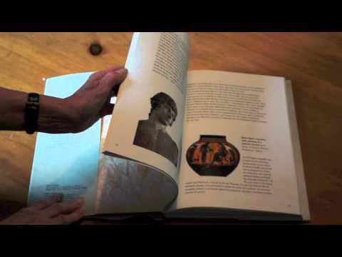 Ancient Olympic Games book, on sale