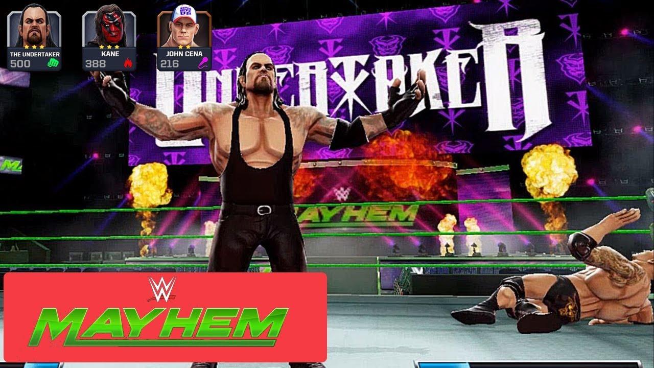Resultado de imagem para WWE Mayhem