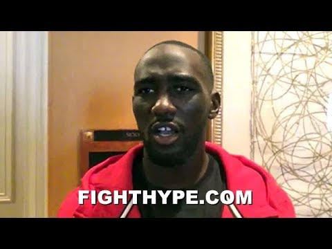 """TERENCE CRAWFORD REACTS TO DANNY GARCIA BEEF; EXPLAINS WHY GARCIA VS. PORTER IS """"A TOUGH FIGHT"""""""