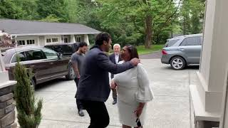 Russell Wilson Mother's Day Surprise