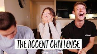 ACCENT CHALLENGE (with Gabriel Conte & Jacko Brazier)