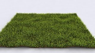 3DS MaX tutorial - Realistic Grass in Vray using Vray fur  Texture
