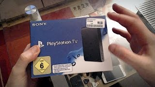 Ausgepackt! #87 ~ PlaySтation TV / Vita-Spiele am Fernseher (Unboxing)