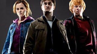 Гарри Поттер все части (2001-2011)