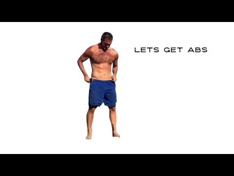 Lets Get ABS - No Equipment At Home Workout