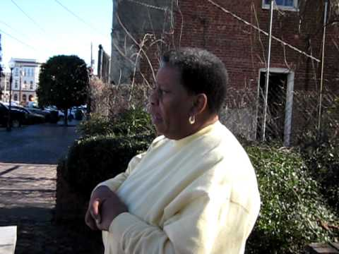 Joanne Bland remembers....Selma AL January 2011