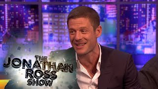 James Norton's Past As A Children's Entertainer - The Jonathan Ross Show