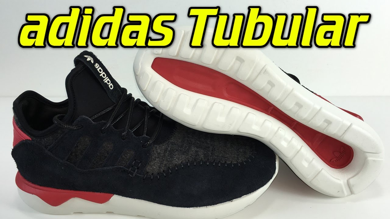 adidas tubular review