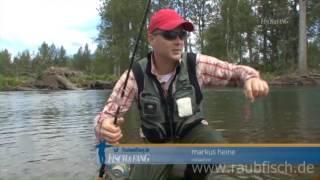 Angel-Abenteuer in Alaska