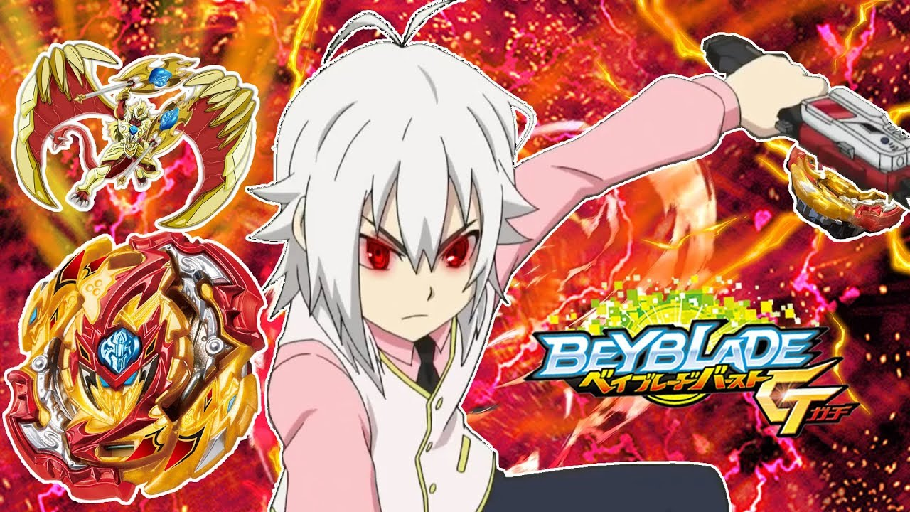 Shu Kurenai Lord Spriggan Are Not In Beyblade Burst Gt Explained
