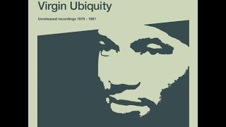 "ROY AYERS Virgin Ubiquity feat. CARLA VAUGHN.  ""Sugar"". 1978.  ""Unrealeased Recordings 76-81""."