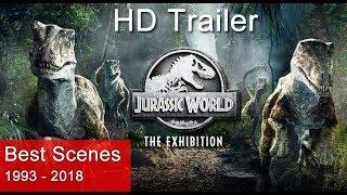 Jurassic World: Best Scenes [1993 - 2018]  Jurassic Park -  Steven Spielberg