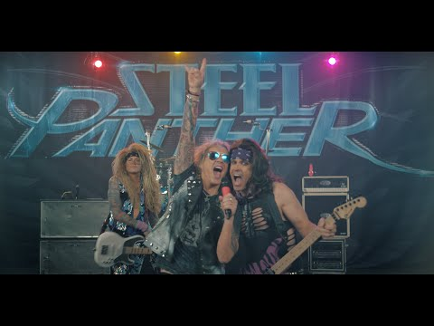 Смотреть клип Steel Panther - Let's Get High Tonight