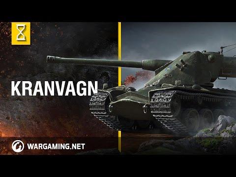 World of Tanks - Kranvagn: A Swedish Experiment