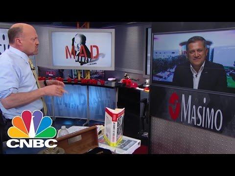Masimo Corporation CEO: Fake News | Mad Money | CNBC