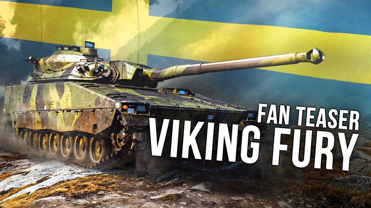 'Viking Fury' — fan teaser / War Thunder
