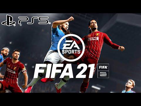 Infos FIFA 21 PS5... Voici mon avis