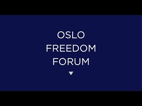 2016 Oslo Freedom Forum Save the Date