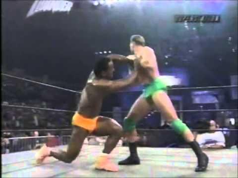 WCW Thunder 9-24-98 Alex Wright vs Norman Smiley
