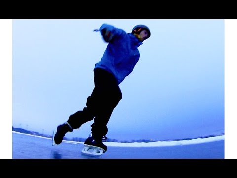 iCE SKATING in Finland