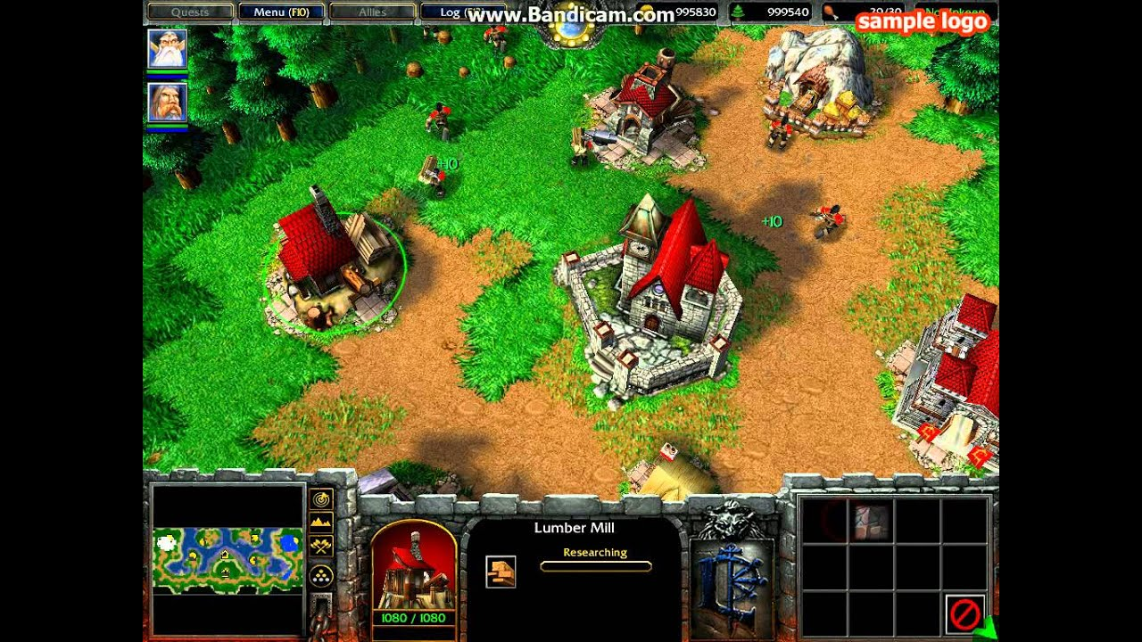 The most useful cheats for Warcraft 3 88