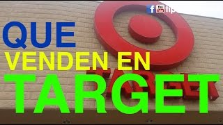 RoadTrip México Houston - Shopping en Target