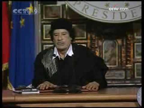Gaddhafi hails new era with Italy´s relations - 12 Jun 09
