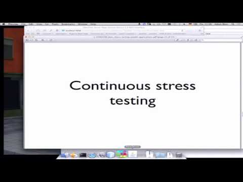 Unit Tests Don't Break: Stress-Testing Java EE Applications