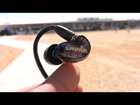 Shure SE215 Wireless Review - The Best Wireless Earphones