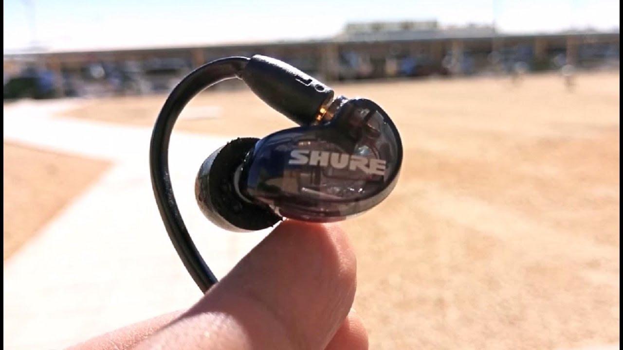 afbc776be2d Shure SE215 Wireless Review - The Best Wireless Earphones - YouTube