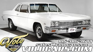 1966 Chevrolet Bel Air for sale at Volo Auto Museum (V18958)