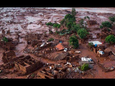 Brazil Mine Dam Disaster-Dilma's Katrina