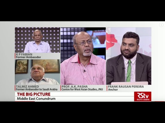 The Big Picture -  Middle East Conundrum